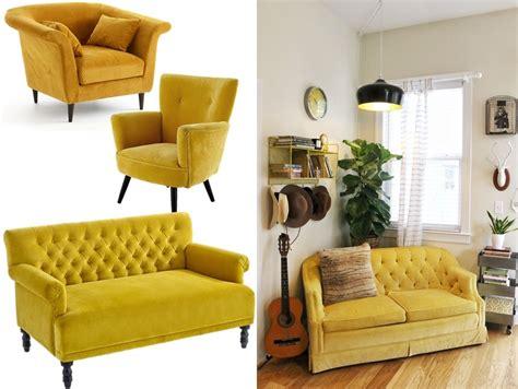 wonderful fauteuil jaune pas cher 3 canape fauteuil velours rjaune ocre vintage pas cher