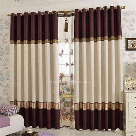 rideaux chambres à coucher désinvolte romantique draps mélange de coton é multi