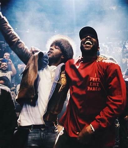 Cudi Kanye Kid West Travis Scott Wallpapers