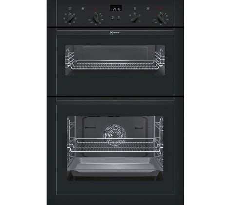 neff kitchen accessories buy neff u14m42s5gb electric oven black free 1062
