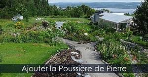 realiser une allee de jardin en gravier ou poussiere de pierre With jardin gravier comment faire 4 allee de jardin amenager des allees chemins ou sentiers