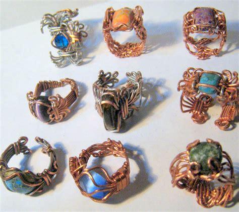 Heavy Gauge Wire Jewelry — Jewelry Making Journal