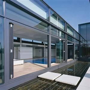 Glas Faltwand Preise : glas faltwand freiluft feeling detail magazin f r architektur baudetail ~ Sanjose-hotels-ca.com Haus und Dekorationen