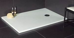 Receveur De Douche 120 X 120 : receveurs de douches longueur 120 120 x 80 receveur de ~ Edinachiropracticcenter.com Idées de Décoration