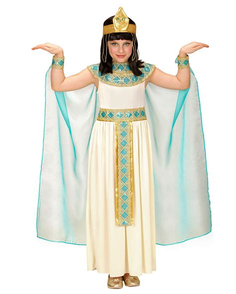 cleopatra kostã m kinder 4 tlg cleopatra kinderkost 252 m deluxe bestellen horror shop