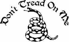 don39t tread on me gadsden flag american history With isra circuit