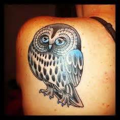 images  owl tattoos uil tattoos  pinterest