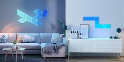 Nanoleaf Canvas Setup Smart Kits Lighting Homekit