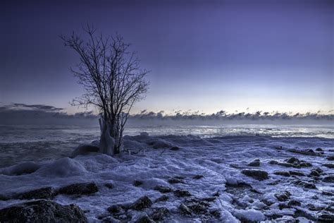 frozen winter snow landscape p resolution hd