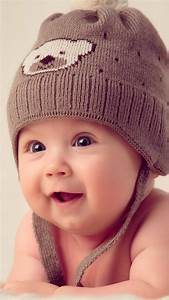 Wallpaper Cute Baby, Hat, Muffle Cap, 4K, 8K, Cute / Most ...