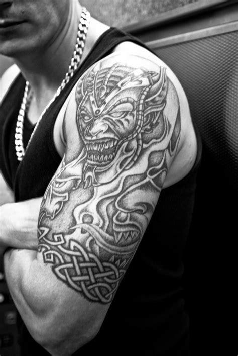 Shoulder Tattoo Designsteulugar