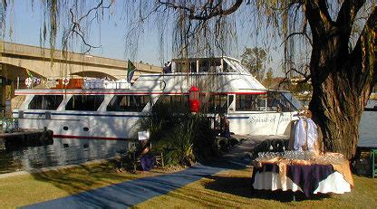 Boat Trip Vaal River by Sunday Lunch Cruise Vaal River