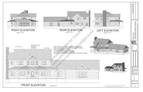 blue prints of houses h212 country 2 porch house plan blueprints
