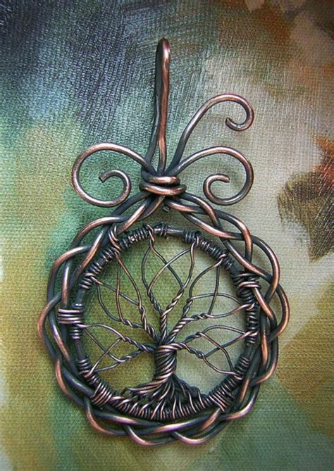 holzschmuck selber machen 10 ideen und viele fotos zum thema selber machen crafty things wire jewelry wire
