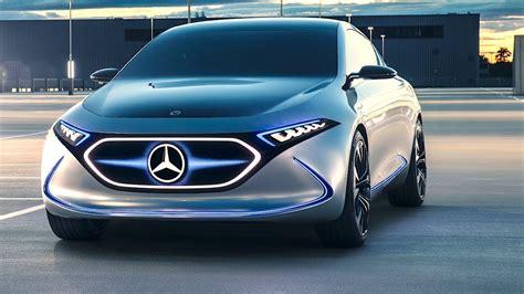 Electric Car by Mercedes Eqa World Premiere Tesla 3 Vs Mercedes Electric