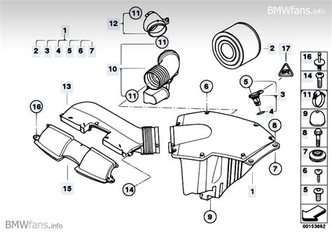 2001 Bmw 325i Engine Component Diagram by St Louis Bmw Club View Topic E90 Intake Silencer