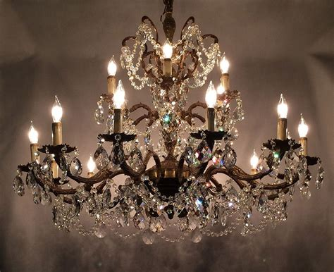 Fashioned Chandelier by Learn Trade Secrets Restoring Antique Brass