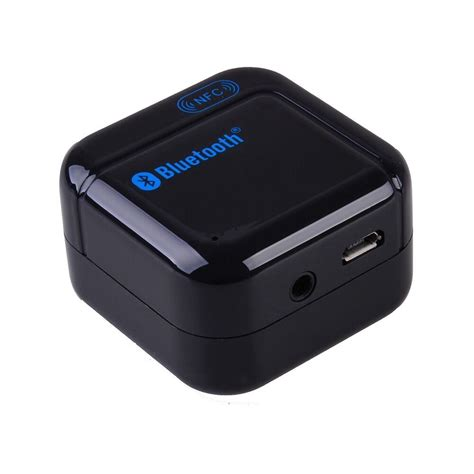 bluetooth adapter audio bluetooth wireless nfc stereo audio receiver adapter