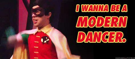 Glee Darren Criss Robin Holy Musical B@man Season 4