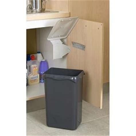poubelle de placard cuisine rossignol collecte déchets hygiène poubelle de placard