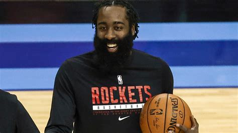 James Harden Rockets Out of Houston, Headed to Nets in ...