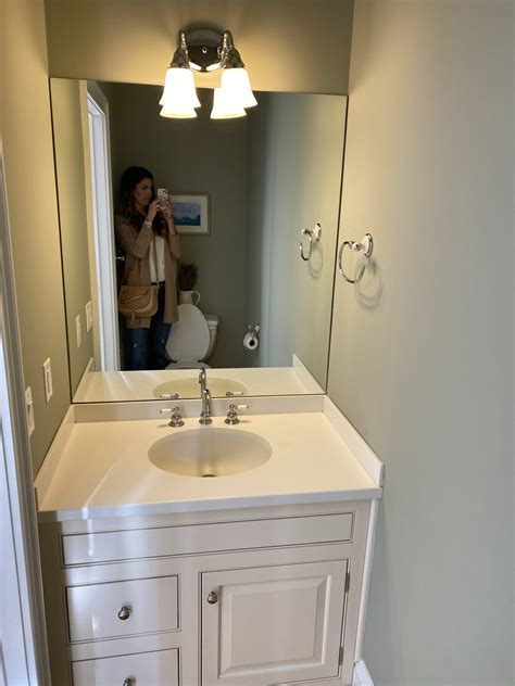 before-and-after-powder-room-makeover-pinteresting-plans ...
