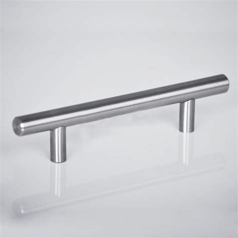 stainless steel cabinet hardware 2 18 quot kitchen cabinet t bar pulls handles knobs hardware
