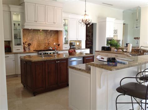 Custom Kitchen Cabinets - miami custom cabinets gallery