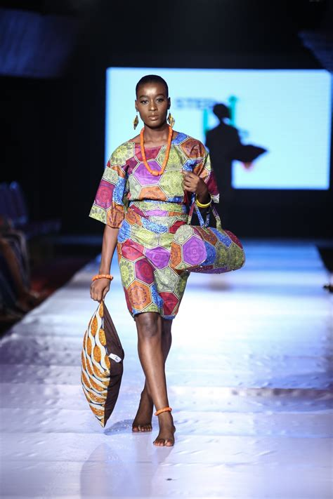 africa fashion week nigeria step up