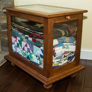 Wood Quilt Display Cabinets For Sale DWR Custom Woodworking