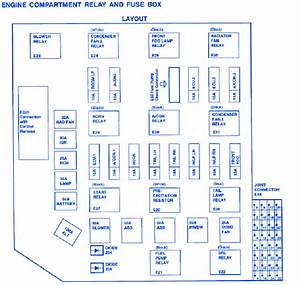 Hyundai Santa Fe 2001 Fuse Box  Block Circuit Breaker Diagram  U00bb Carfusebox