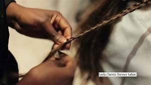 Pose De Locks Extensions Locks Twists Tresses Salon