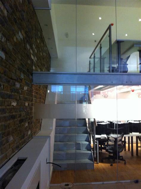 mezzanine floors morris fabrications  architectural