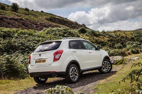SsangYong Korando LE 2.2 Diesel Goes On Sale In the UK ...
