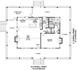 one level house plans with porch 653630 great raised cottage with wrap around porch and open floor plan house plans floor