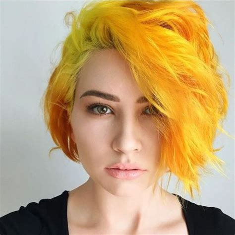 With Yellow Hair by Yellow Hair On