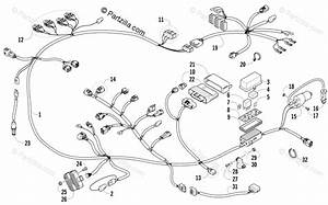 Arctic Cat Side By Side 2012 Oem Parts Diagram For Wiring Harness Assembly