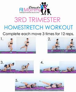 Kopfschmerzen Schwangerschaft 3 Trimester : diary of a fit mommy3rd trimester full body home workout diary of a fit mommy ~ Whattoseeinmadrid.com Haus und Dekorationen