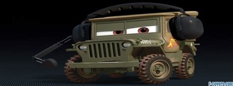 Cars 2 Sarge by Cars 2 Sarge Cover Timeline Photo Banner For Fb