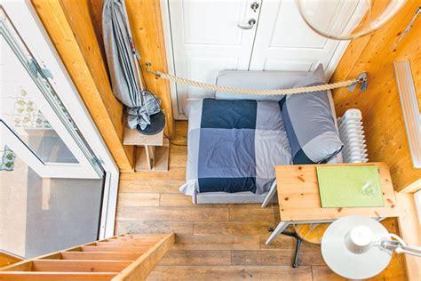 Tiny House Inneneinrichtung by Tiny House Studentenbude Auf Sechs Quadratmetern