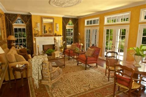 Traditional Living Room : Traditional Living Room Décor Ideas