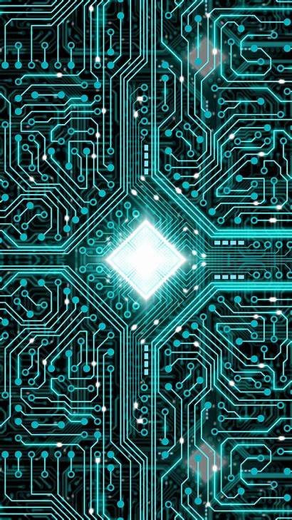 Circuit Board Computer Wallpapers Printed Chip Integrated
