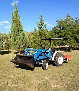 Ford-new Holland 1715