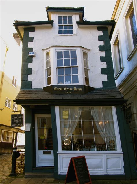 Crooked House by The Crooked House Of The 17 Century Gravity