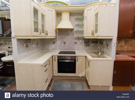 Interesting Moscow Russia February The Kitchen Of Leroy