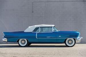 Cadillac Eldorado Cabriolet : 1956 cadillac eldorado biarritz ~ Medecine-chirurgie-esthetiques.com Avis de Voitures