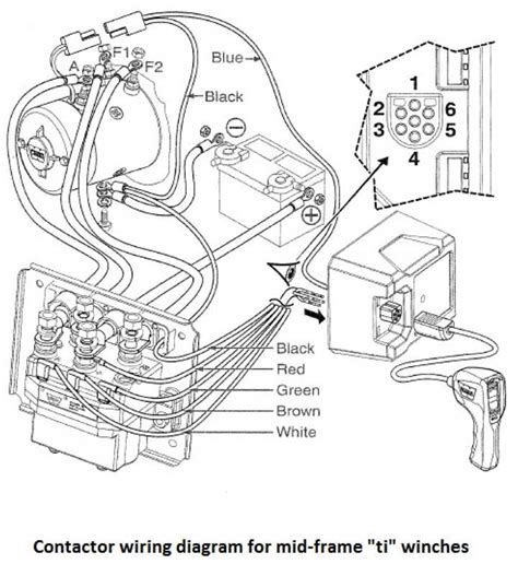badland winch wiring diagram 28 wiring diagram images