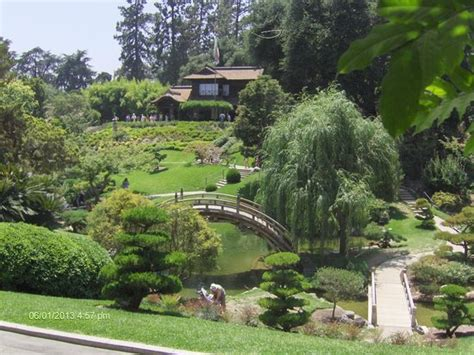 huntington library japanese garden picture of san