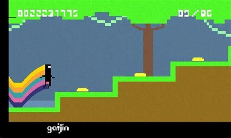 bit trip runner 3ds saga game nintendo games action amazon screenshots screen pc