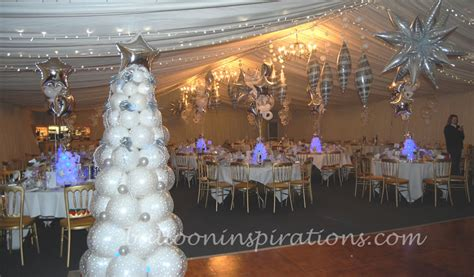 christmas parties archives ballooninspirations com